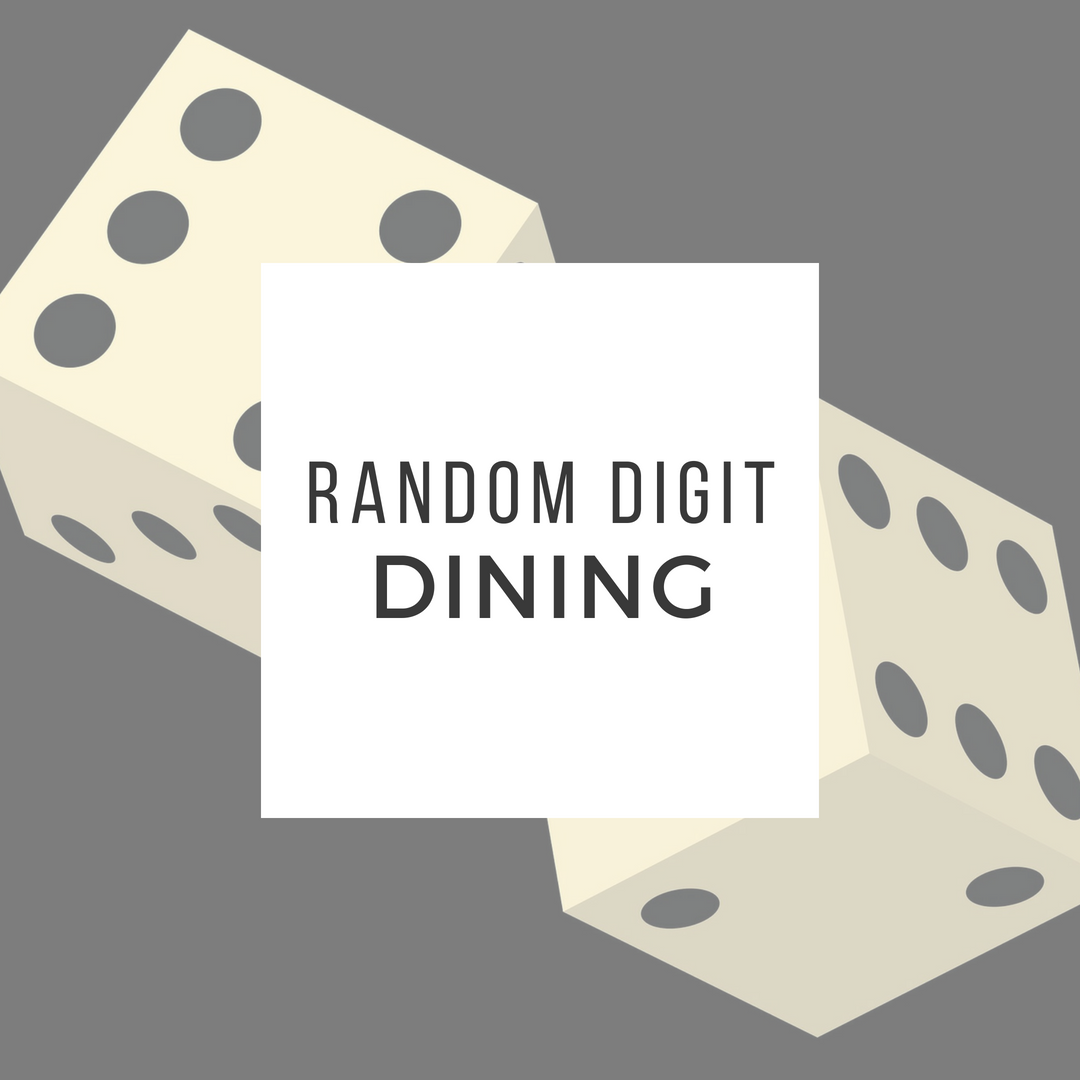 random-digit-dining